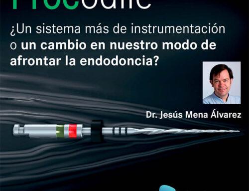 Reflexiones del Dr. Jesús Mena sobre las limas Procodile de Komet