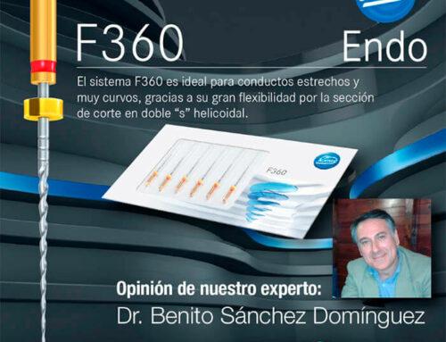 El Dr. Benito Sánchez nos habla de la lima F360 de Komet