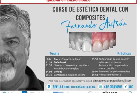Curso estética Fernando Autrán