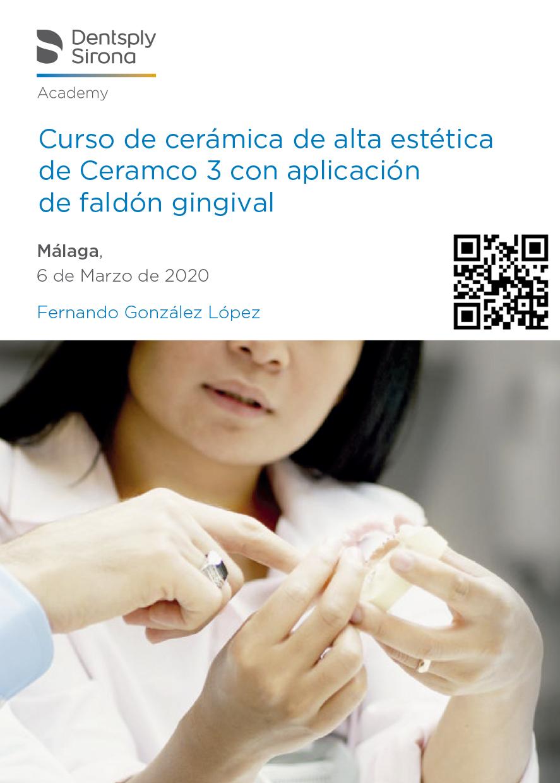 Curso Dentsply SIrona Lab Ceramco3