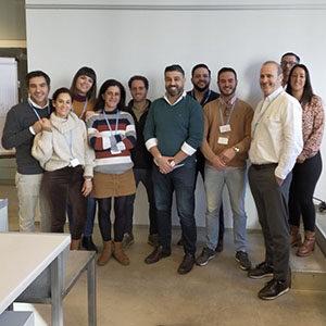 Equipo Kalma en Dentsply Sirona Lab con Yamen