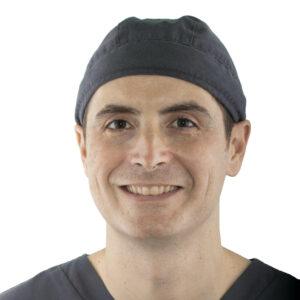 Enrique López, odontólogo