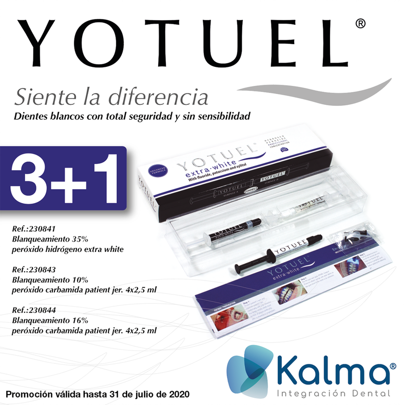 Blanqueamiento Yotuel