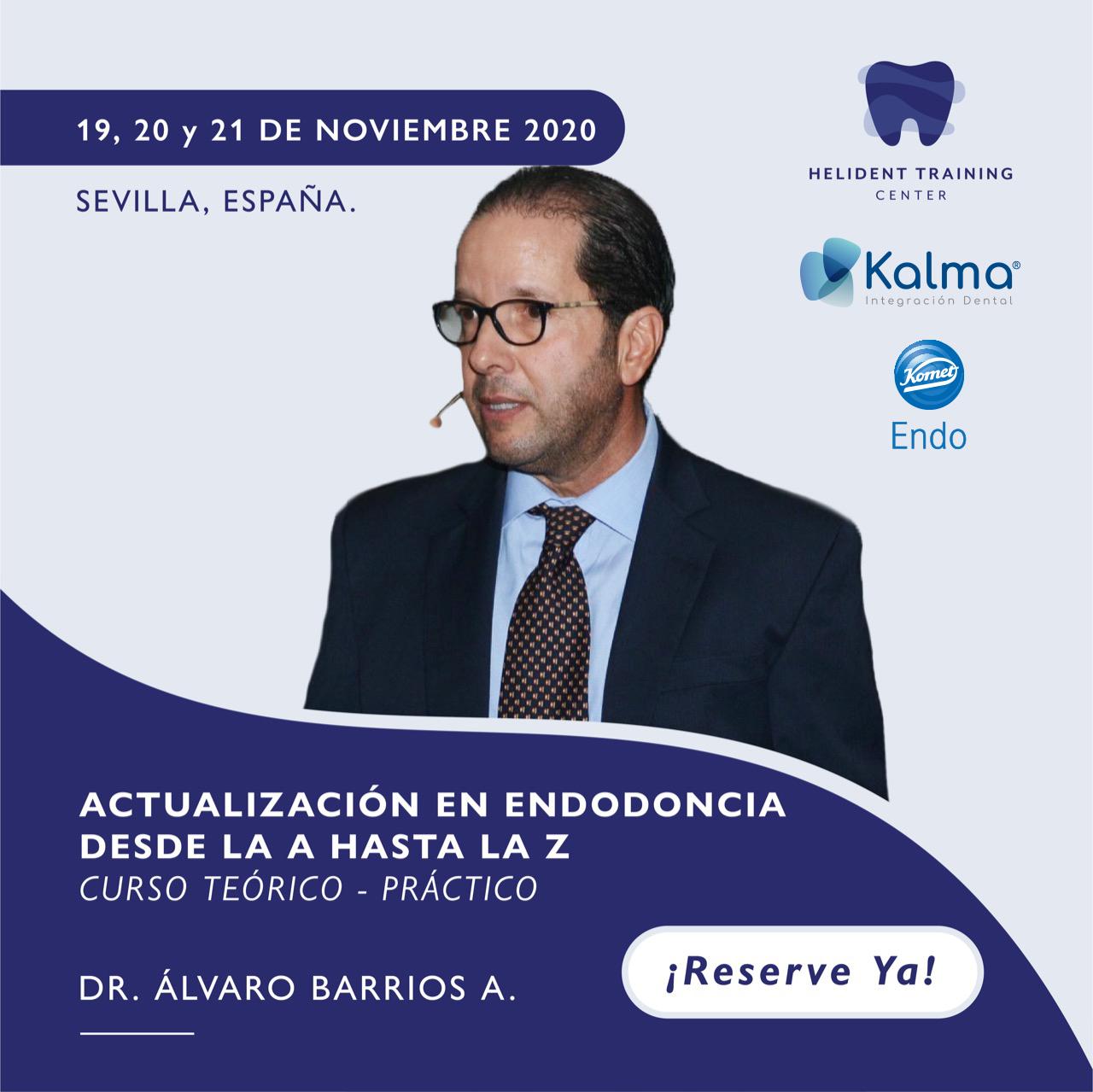 curso endodoncia en Sevilla