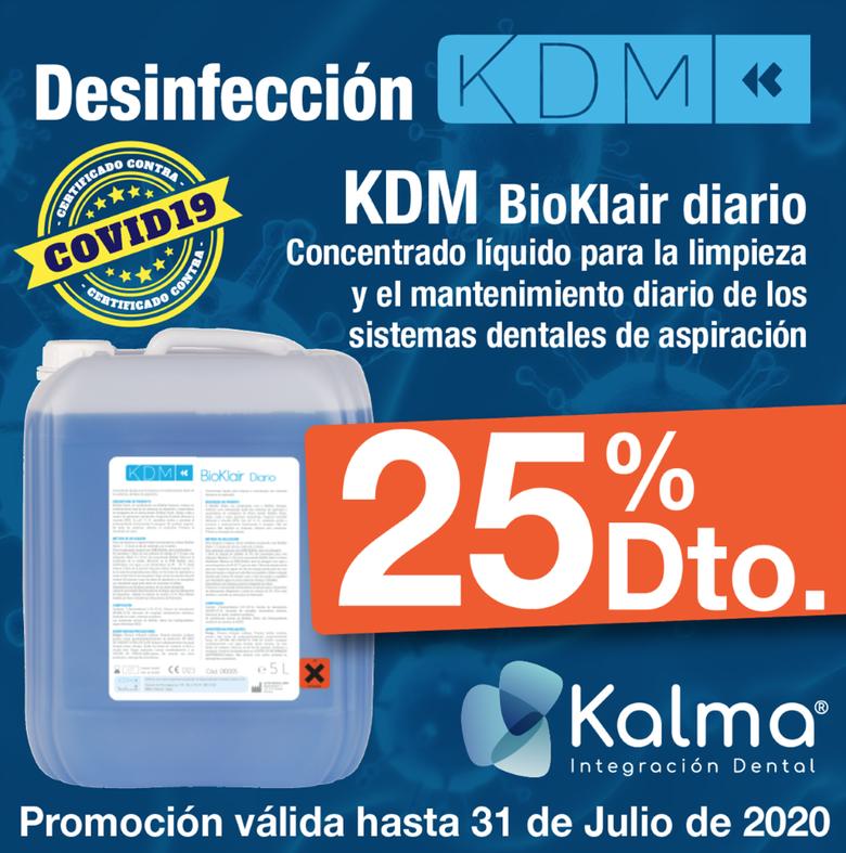 KDM BioKlair diario