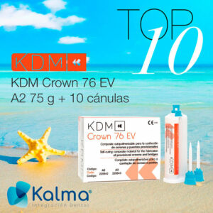 composite crown 76 EV de KDM