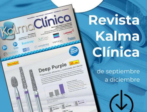 ¡Descarga la revista Kalma Clínica! Ofertas de Consumibles, Aparatología, Instrumental, Endodoncia y Ortodoncia