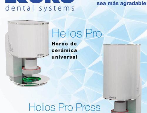 Hornos universales de cerámica dental Roko
