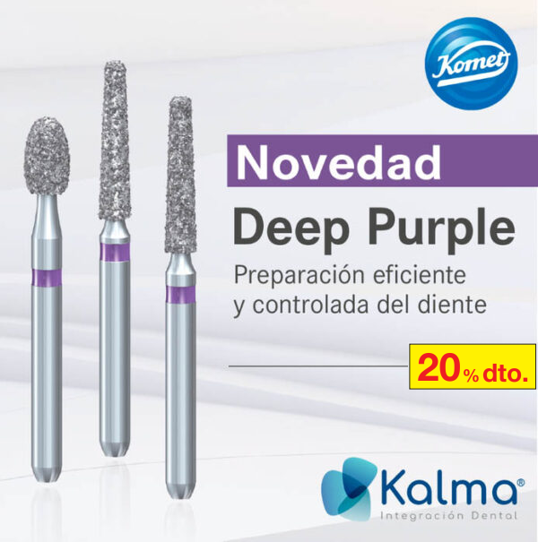 oferta deep purple Kalma