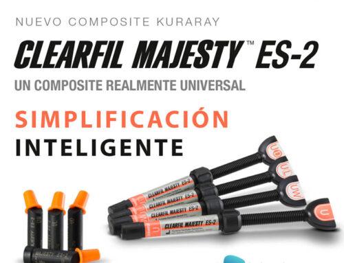 NUEVO COMPOSITE CLEARFIL MAJESTY ES2 UNIVERSAL