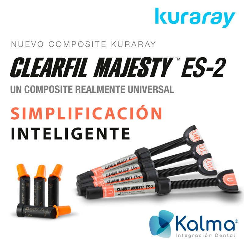 composite clearfil majesty es2 universal