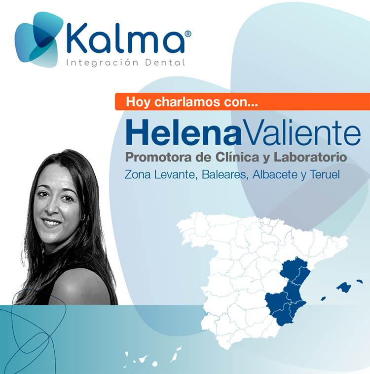 Helena Valiente de Kalma Integración Dental